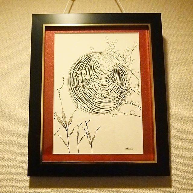 #art#akirart#akira#painter#paint#drow#artist#artwork#happy#job#myart#japaneseartist#japan#山根亮#画家#絵#アート依頼#アート#芸術
