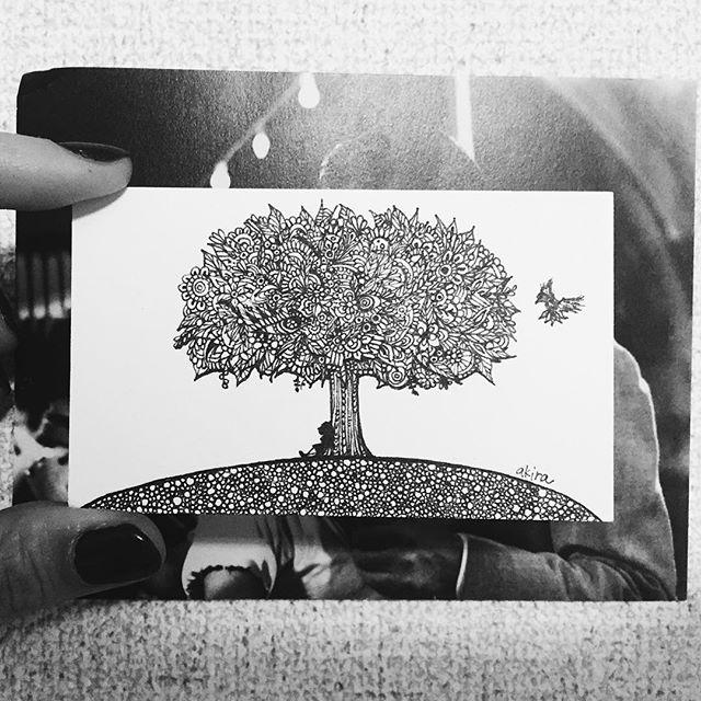 ひとやすみbrake time#art#akirart#akira#painter#paint#drow#artist#artwork#happy#job#myart#japaneseartist#japan#山根亮#画家#絵#アート依頼#アート#芸術#描く#作品#想い#届け#日本#線画