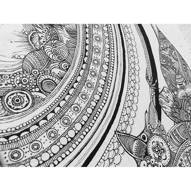芽生えこの子お嫁に行きます。#art#akirart#akira#painter#paint#drow#artist#artwork#happy#job#myart#japaneseartist#japan#山根亮#画家#絵#アート依頼#アート#芸術#描く#作品#想い#届け#日本#線画