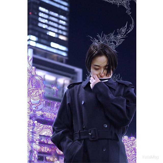 paint @akira9093 model @gosakicchi photo @tankororingo ..共に。.#art#artists#artworks#japanese#japan#tokyo#night#paint#asia#japaneseartists#illustration#world#painter#curator#photography#画家#絵#アート#コラボ#モデル#フォトグラファー#東京#日本#アーティスト